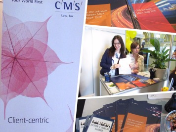 CMS stand