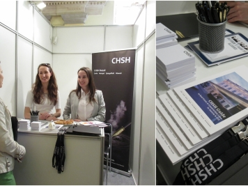 CHSH stand