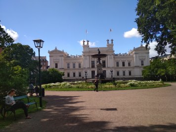 Egyetemi épület - Lund