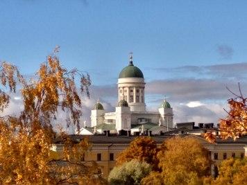 Helsinki katedrális