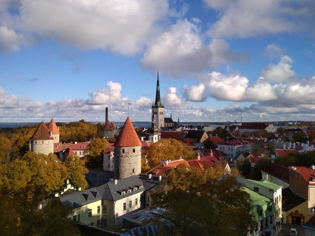 erasmus Látkép_Tallinn