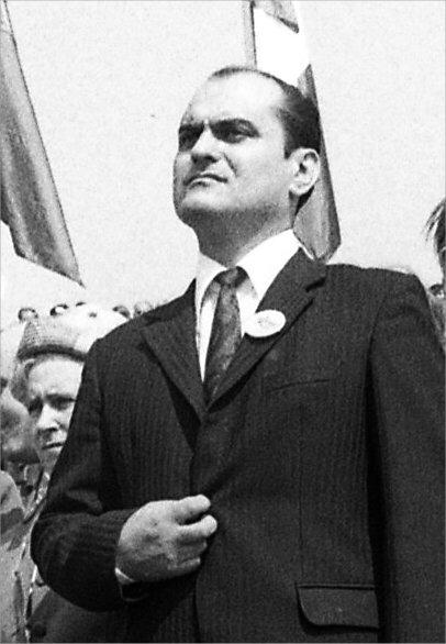 Szépvölgyi Zoltán 1971 és 1986 között volt a fővárosi tanács elnöke