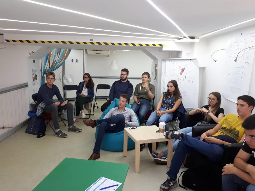 Workshop a Politológus Műhelyben kép forrása: Politológus Műhely Facebook