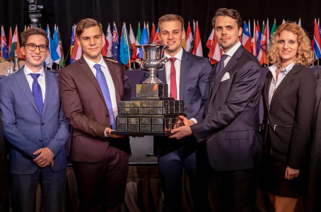 Jessup 2019, ELTE bajnok csapata